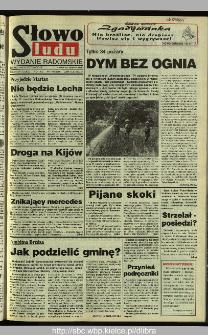 Słowo Ludu 1995, XLV, nr 140 (radomskie)