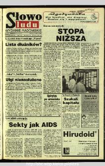 Słowo Ludu 1995, XLV, nr 141 (radomskie)