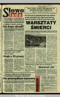 Słowo Ludu 1995, XLV, nr 142 (Nad Wisłą i Kamienną)