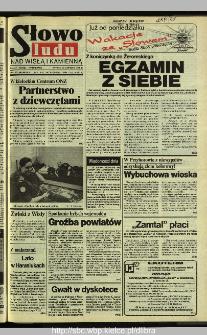 Słowo Ludu 1995, XLV, nr 146 (Nad Wisłą i Kamienną)