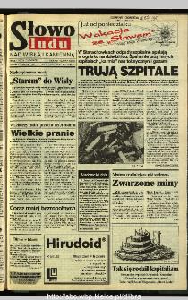Słowo Ludu 1995, XLV, nr 147 (Nad Wisłą i Kamienną)