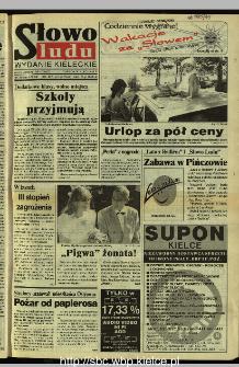 Słowo Ludu 1995, XLV, nr 151