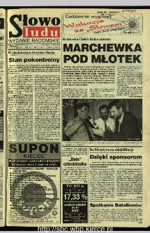 Słowo Ludu 1995, XLV, nr 151 (radomskie)