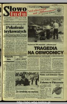 Słowo Ludu 1995, XLV, nr 152