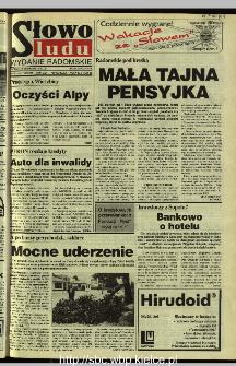 Słowo Ludu 1995, XLV, nr 153 (radomskie)