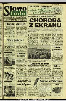 Słowo Ludu 1995, XLV, nr 156 (Nad Wisłą i Kamienną)