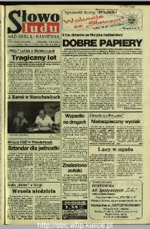 Słowo Ludu 1995, XLV, nr 157 (Nad Wisłą i Kamienną)