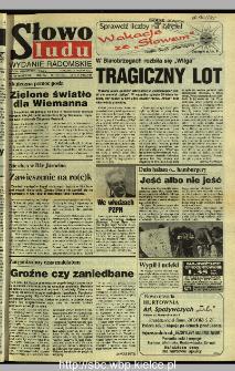 Słowo Ludu 1995, XLV, nr 157 (radomskie)