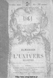 Almanach de l'Univers Illustré : pour l'année...