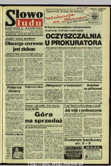 Słowo Ludu 1995, XLV, nr 165 (Nad Wisłą i Kamienną)
