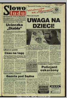 Słowo Ludu 1995, XLV, nr 165 (radomskie)