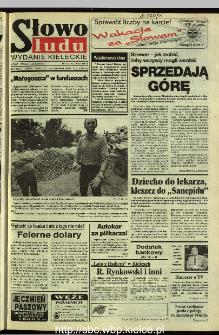 Słowo Ludu 1995, XLV, nr 165