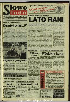 Słowo Ludu 1995, XLV, nr 166