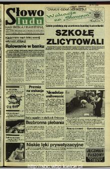 Słowo Ludu 1995, XLV, nr 168 (Nad Wisłą i Kamienną)