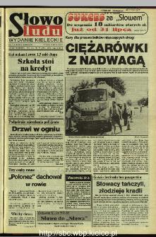 Słowo Ludu 1995, XLV, nr 170