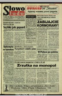 Słowo Ludu 1995, XLV, nr 171 (Nad Wisłą i Kamienną)