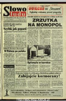 Słowo Ludu 1995, XLV, nr 171