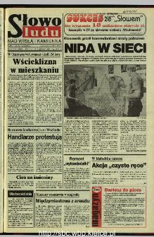 Słowo Ludu 1995, XLV, nr 172 (Nad Wisłą i Kamienną)