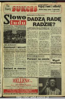 Słowo Ludu 1995, XLV, nr 175 (radomskie)