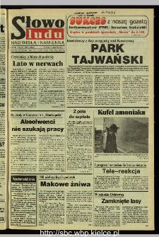 Słowo Ludu 1995, XLV, nr 176 (Nad Wisłą i Kamienną)