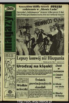 Słowo Ludu 1995, XLV, nr 179 (magazyn)