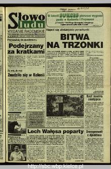 Słowo Ludu 1995, XLV, nr 180 (radomskie)