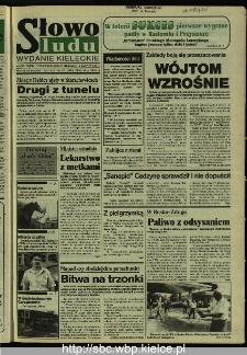 Słowo Ludu 1995, XLV, nr 180