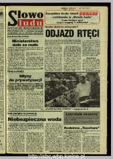 Słowo Ludu 1995, XLV, nr 181 (radomskie)