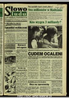 Słowo Ludu 1995, XLV, nr 186 (Nad Wisłą i Kamienną)