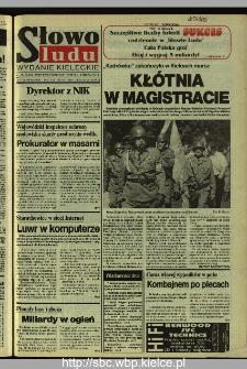 Słowo Ludu 1995, XLV, nr 187
