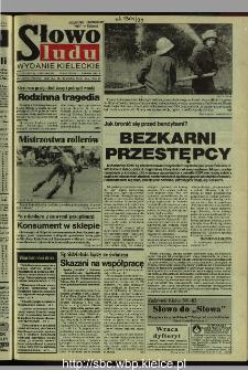 Słowo Ludu 1995, XLV, nr 192