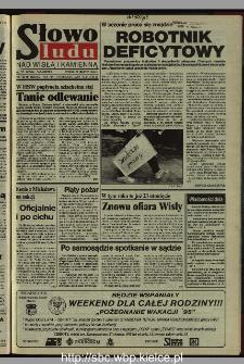 Słowo Ludu 1995, XLV, nr 193 (Nad Wisłą i Kamienną)