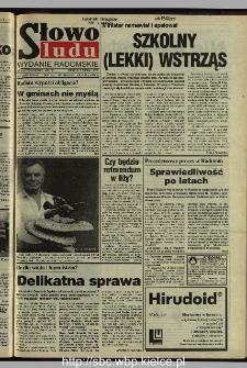 Słowo Ludu 1995, XLV, nr 194 (radomskie)