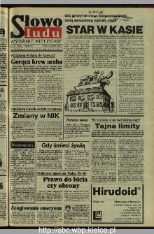 Słowo Ludu 1995, XLV, nr 194