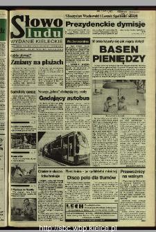 Słowo Ludu 1995, XLV, nr 197