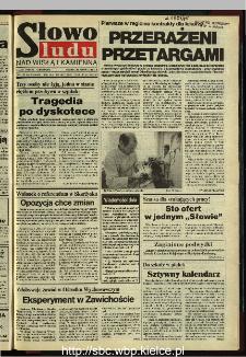 Słowo Ludu 1995, XLV, nr 199 (Nad Wisłą i Kamienną)