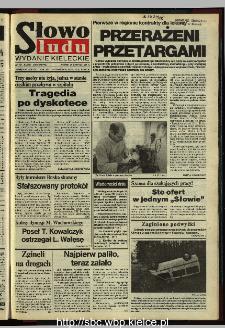 Słowo Ludu 1995, XLV, nr 199