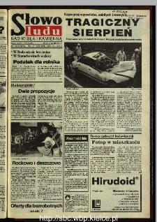 Słowo Ludu 1995, XLV, nr 200 (Nad Wisłą i Kamienną)
