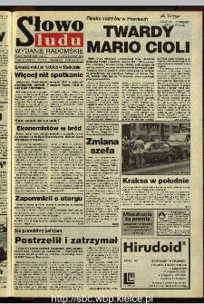 Słowo Ludu 1995, XLV, nr 200 (radomskie)