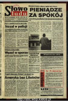 Słowo Ludu 1995, XLV, nr 201