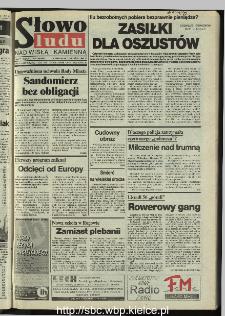 Słowo Ludu 1995, XLV, nr 204 (Nad Wisłą i Kamienną)