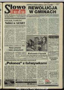 Słowo Ludu 1995, XLV, nr 205 (Nad Wisłą i Kamienną)