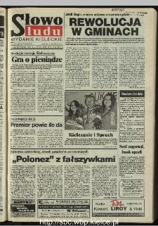 Słowo Ludu 1995, XLV, nr 205