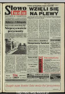 Słowo Ludu 1995, XLV, nr 207 (Nad Wisłą i Kamienną)