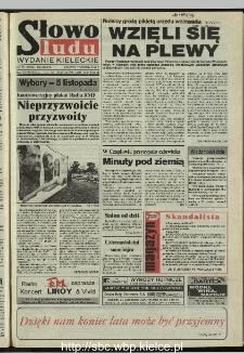 Słowo Ludu 1995, XLV, nr 207