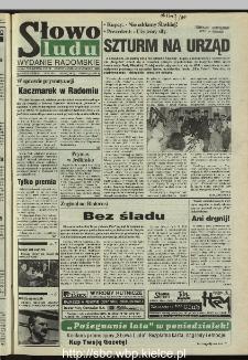 Słowo Ludu 1995, XLV, nr 209 (radomskie)