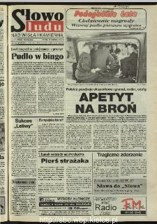 Słowo Ludu 1995, XLV, nr 211 (Nad Wisłą i Kamienną)