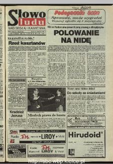 Słowo Ludu 1995, XLV, nr 212 (Nad Wisłą i Kamienną)