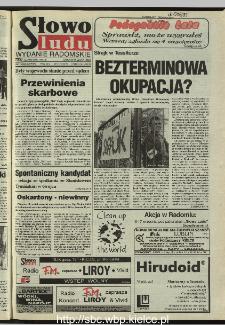 Słowo Ludu 1995, XLV, nr 212 (radomskie)