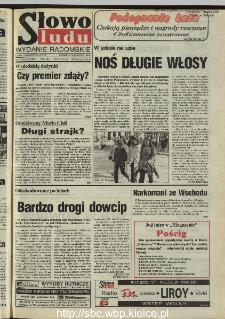 Słowo Ludu 1995, XLV, nr 213 (radomskie)